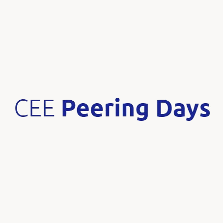 CEE Peering Days 2019 - Berlin