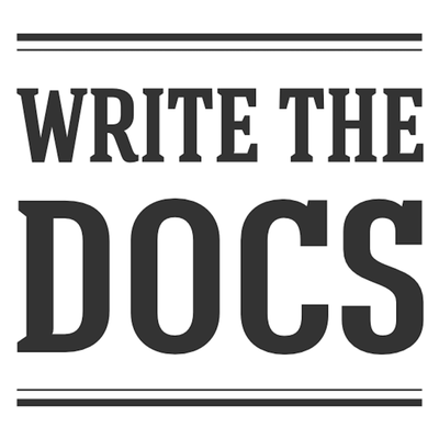 Write the Docs Prague 2018